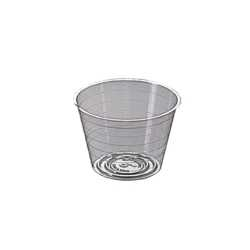 Fifty 5'' Liners, Clear Plastic Vase Liners