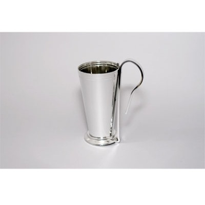 Silver - Large Mint Julep with Pew Clip. One case of 12