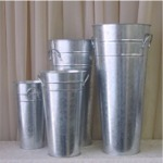 Galvanized Containers