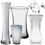 Assorted Everyday Vases