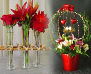 Valentines Day Floral Arrangements