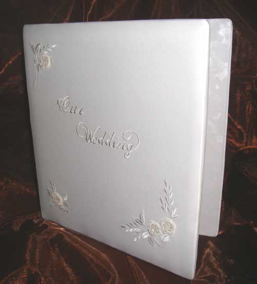 cheap wedding photo albums images frompo With inexpensive wedding albums